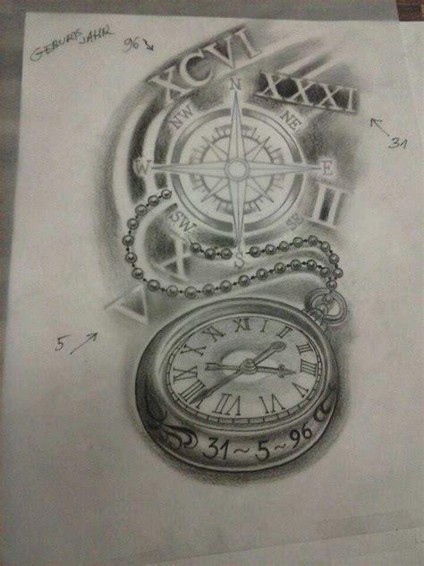 resultado de imagen para cracked clock drawing uhren kompass sanduhren uhr