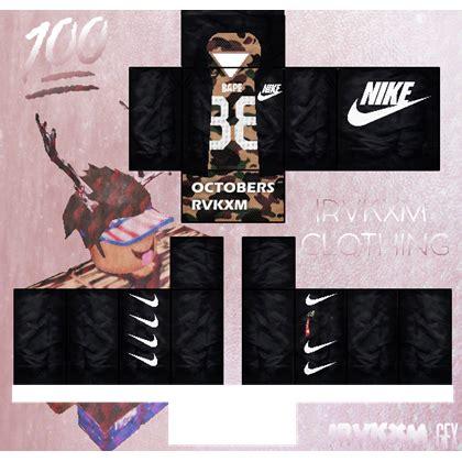 nike jacket template roblox nike bomber jacket w bape jersey octrvkxm roblox