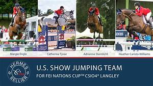 US Equestrian Announces Hermès U.S. Show Jumping Team for ...