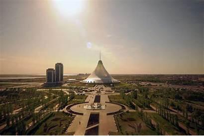 Kazakhstan Travel Kalpak Tour Map Astana Uzbekistan