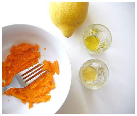 huile de carthame cuisine masque coup d 233 clat 224 la carotte