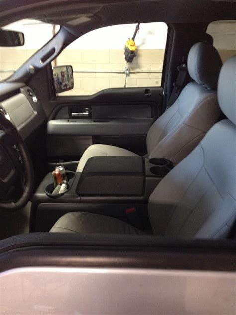 leather seats ford  forum community  ford truck fans
