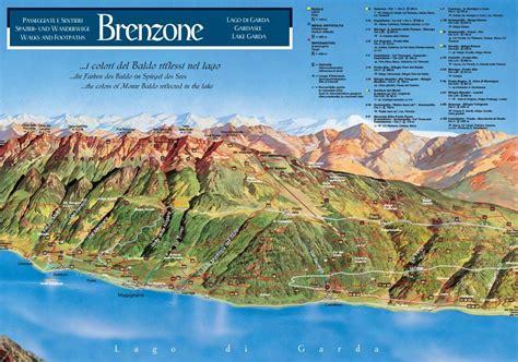 App für Wanderungen in Brenzone - Hotel Menapace