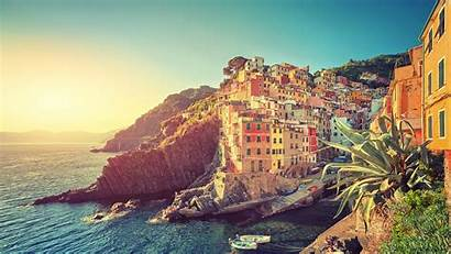 Italy Town Wallpapers Hdwallpaperslife Manarola