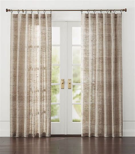 Hanging Sheer Curtains With Drapes - 9 must for hanging window curtains and shades