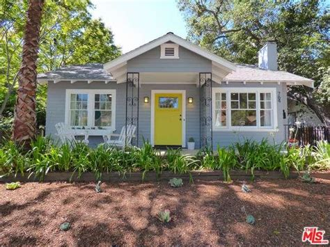 Pasadena Craftsman Bungalows For Sale  764 Belvidere
