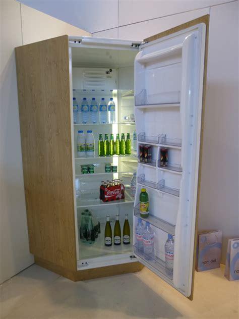 cuisine norvegienne réfrigérateur d angle de norcool une extraordinaire
