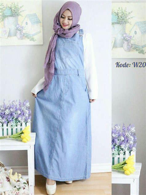 rok polos  baju hijab style ootd