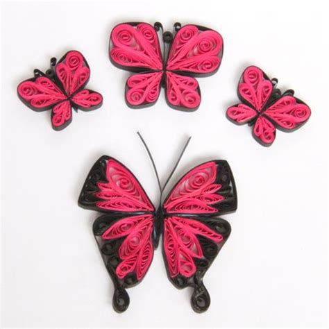 pdf tutorial for paper quilled butterflies followpics co