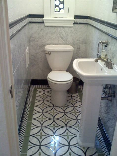 3x5 bathroom rugs waterjet powder room eclectic powder room other metro