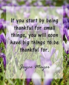 101 Powerful an... Joyce Meyer Thankful Quotes