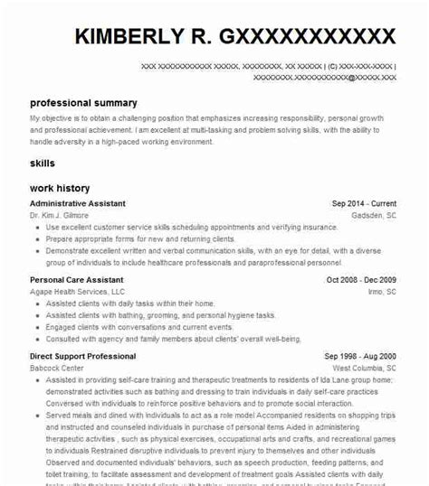 Objective Of Assistant by Administrative Assistant Objectives Resume Objective