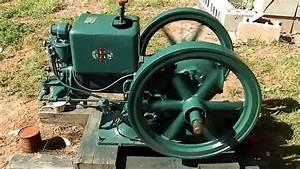 1926 Ihc 3 Hp Type M Gas Engine