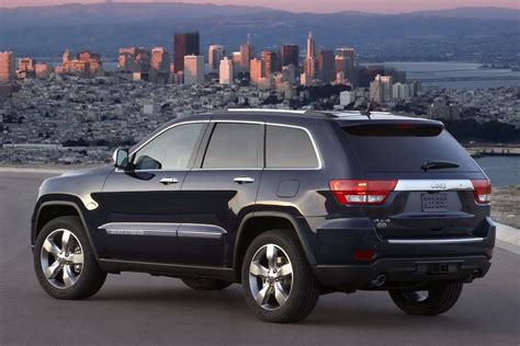 2011 Jeep Grand Cherokee Shares With The Mercedes Ml