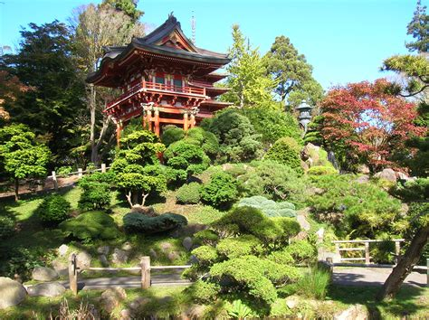 japanese and botanic gardens amazing nature