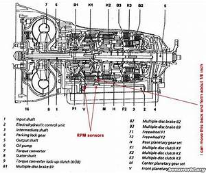 722 6 Transmission Rpm Sensor Problem