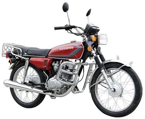China Motorcycle, 125cc Motorcycle