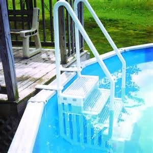 in pool steps f 48 quot to 58 quot pools decks pool steps