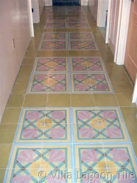 cement tile desigers corner villa lagoon tile
