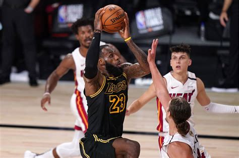 How to watch Game 5 NBA Finals 2020: L.A. Lakers vs. Miami ...