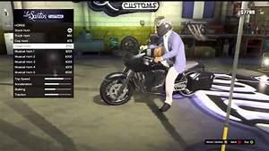 Gta 5 Motorcycle Modified New - YouTube