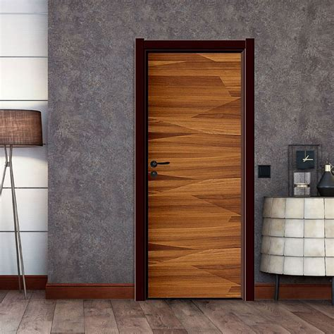 interior white wood door js