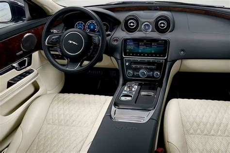 jaguar xj interior dashboard autobics