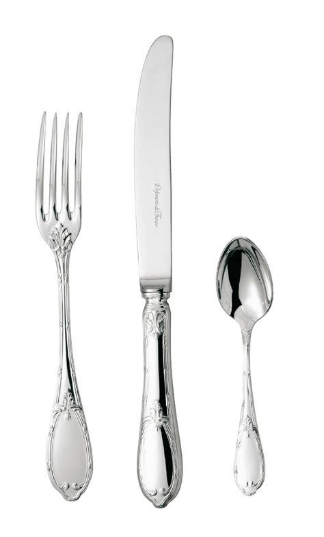set de couteau de cuisine couvert table