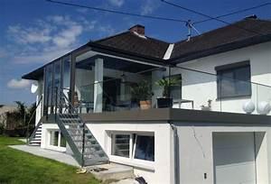 Glasschiebetüren Terrasse Preise : moderne berdachung moderne berdachung geschlossen mit ~ Michelbontemps.com Haus und Dekorationen