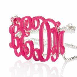 1000 images about 4 letter monogramming on pinterest With acrylic monogram letters