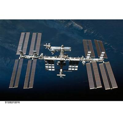 NASA - Views of Station After STS-130 Undocking