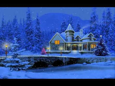 3d Snowy Cottage Animated Wallpaper Free - 3d cottage freeze