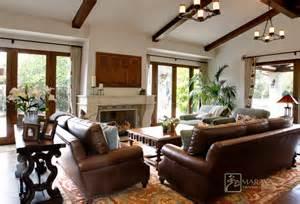 Spanish Decor Living Room by Spanish Villa Living Room Mediterranean Living Room