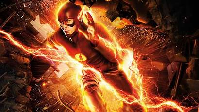 Flash Gustin Grant Wallpapers Tv Cw Shows