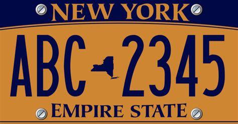 Someone Already Got Ny's 'covfefe' License Plate