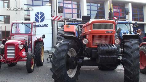 landmaschinen fiat dt traktor youtube