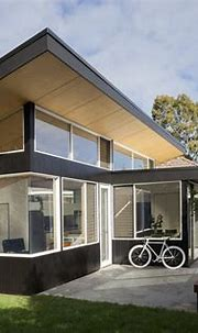 Mont Albert B&W House by Ben Callery Architects ...