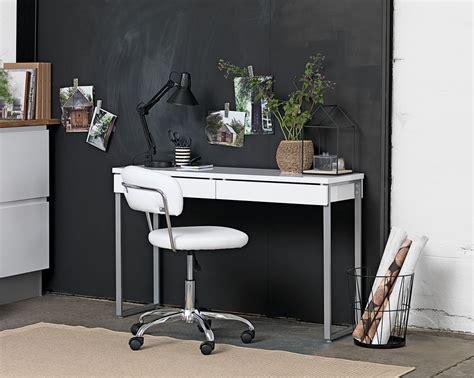 radni sto california bela visoki sjaj radni stolovi