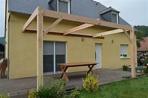 Toit Pergola Bois : plan de carport en bois cofop fr ~ Dode.kayakingforconservation.com Idées de Décoration
