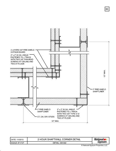 2 Hour Floor Ceiling Assembly Integralbookcom
