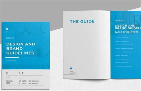 Free Brochure Templates For Word - One Platform For ...