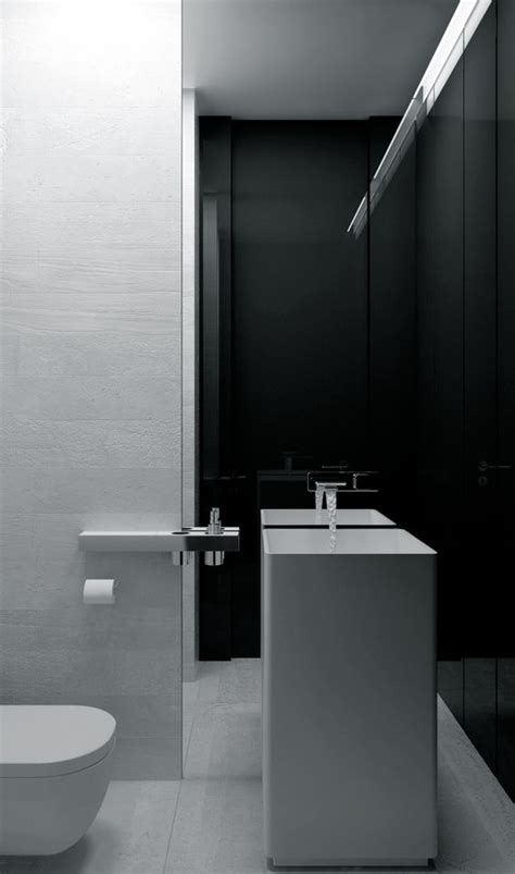 modern pedestal bathroom sinks    statement