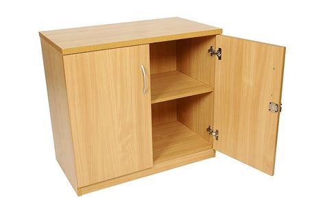 Small Cupboard Doors by New Wooden Office Storage In Bradford Leeds Office Set Up
