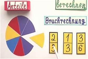 Brüche Berechnen : video anteile berechnen so einfach geht 39 s ~ Themetempest.com Abrechnung