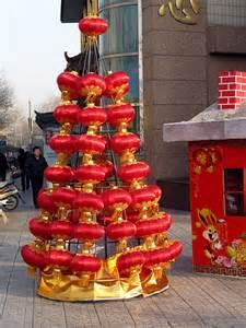 chinese lantern christmas tree flickr photo sharing