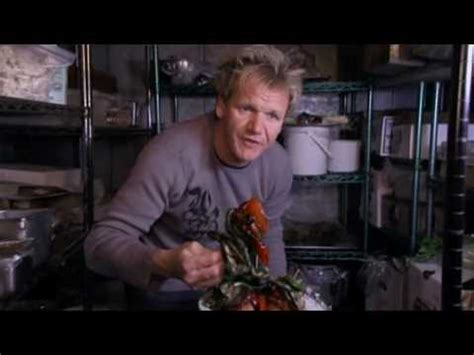 Kitchen Nightmares Rotten Lobster by Embarrassing Restaurant Is Of Moldy Rotten Food