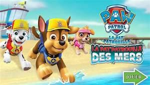 Pat Patrouille Francais Youtube : paw patrol la pat 39 patrouille des mers jeux nickelodeon junior en fran ais pour enfants youtube ~ Medecine-chirurgie-esthetiques.com Avis de Voitures