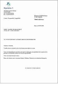Modele De Lettre De Relance : modele lettre facture impayee document online ~ Gottalentnigeria.com Avis de Voitures