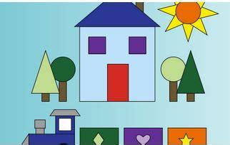 shapes lesson plan housetrain