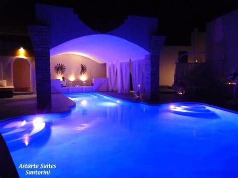 Infinity Pools Astarte Suites Hotel Santorini Greece